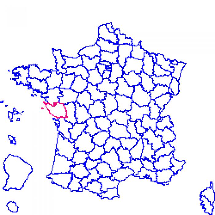 Carte Plan Et Itinéraire Département Vendée 85